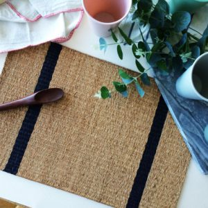 Organic placemats