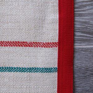 linen-and-hemp-bath-rug-with-red-and-green-stripes-vintage