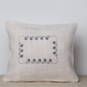 linen-pillowcase-with-embroidery-vintage