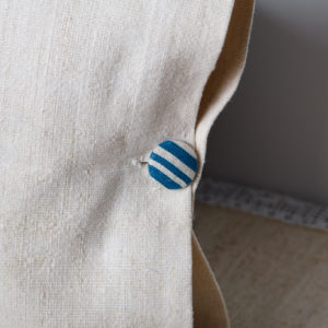 simple-pillowcase-with-striped-buttons-linen-and-hemp